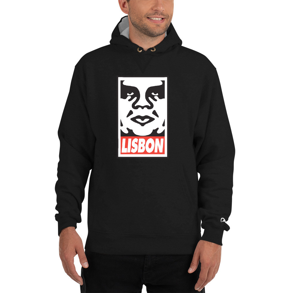 Obey Lisbon - Champion Hoodie