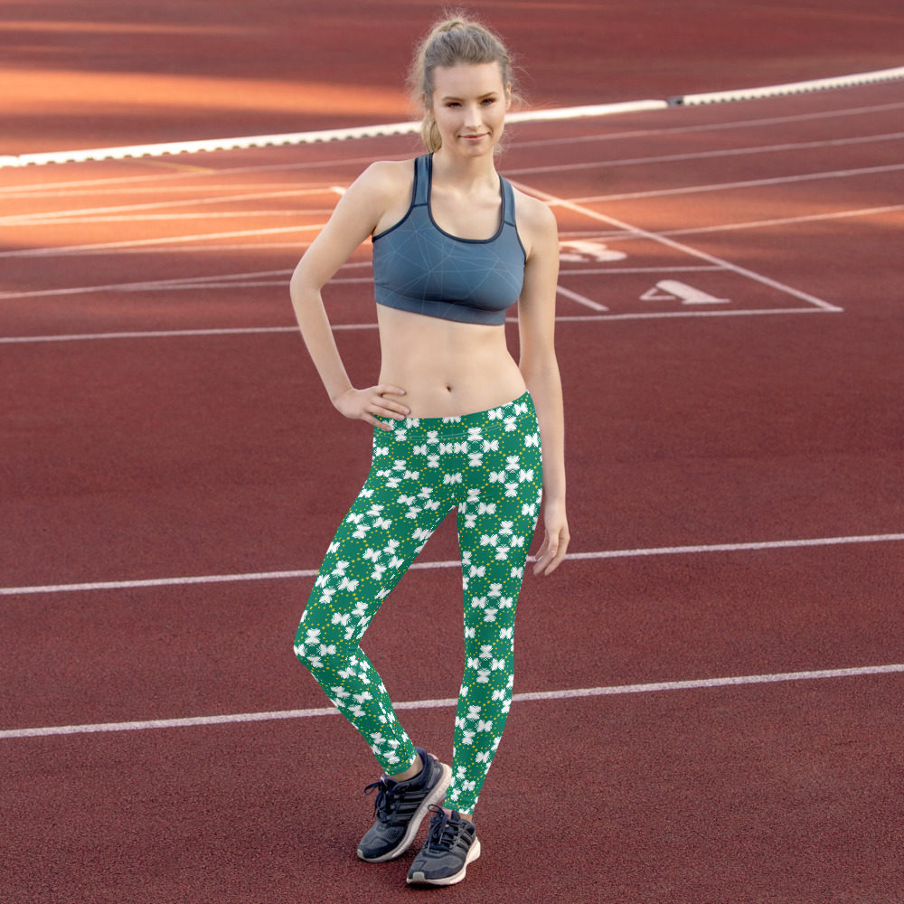Macau Flag - Leggings