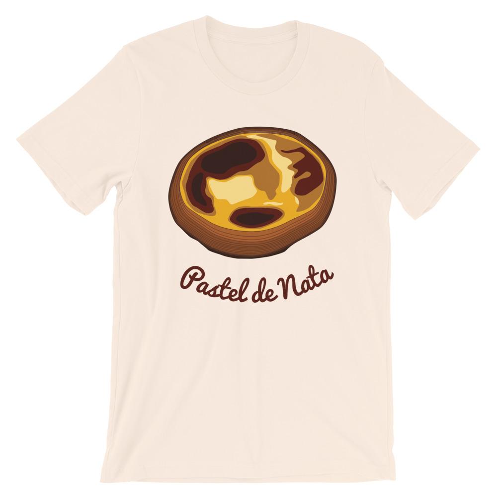 Pastel de Nata - Short-Sleeve Unisex T-Shirt