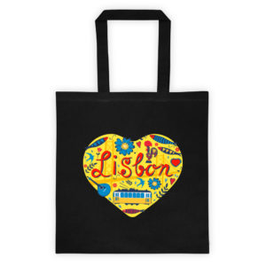 Love For Lisbon – Tote Bag