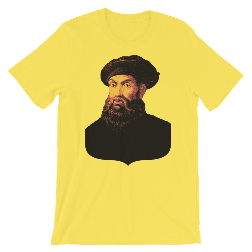 Fernão de Magalhães Explorer - Premium Unisex T-Shirt