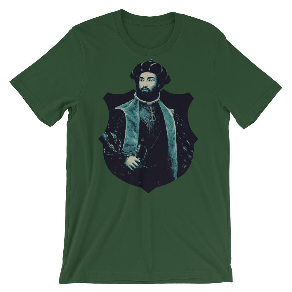 Vasco da Gama Explorer - Premium Unisex T-Shirt