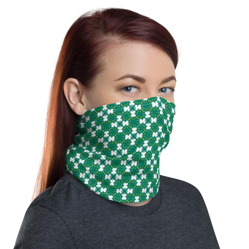 Macau Flag - Face Mask Neck Gaiter