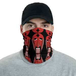 Caretos Mask - Face Mask Neck Gaiter