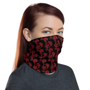 Galo de Barcelos - Face Mask Neck Gaiter