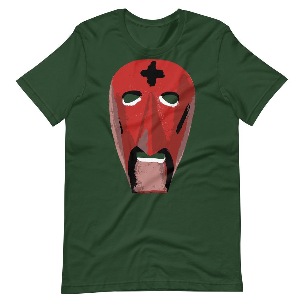 Caretos Mask - Premium Unisex T-Shirt