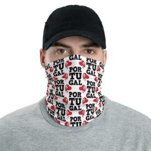 Portugal Love - Face Mask Neck Gaiter