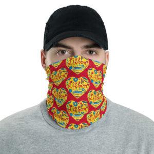 Love For Lisbon - Face Mask Neck Gaiter