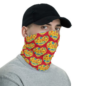 Love For Lisbon - Face Mask Neck Gaiter