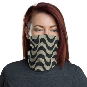 Calçada Rossio Square - Face Mask Neck Gaiter