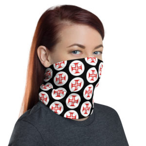 Portuguese Air Force - Face Mask Neck Gaiter