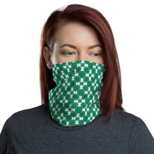 Macau Flag - Face Mask Neck Gaiter