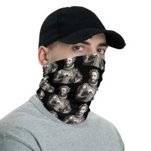 Luís de Camões Poet - Face Mask Neck Gaiter
