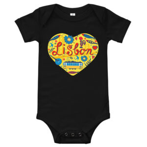 Love For Lisbon - Infant Bodysuit