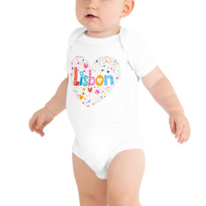 Lisbon Happy Smiles - Infant Bodysuit