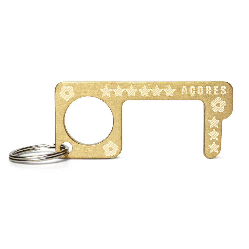 Açores - Brass Touch Tool