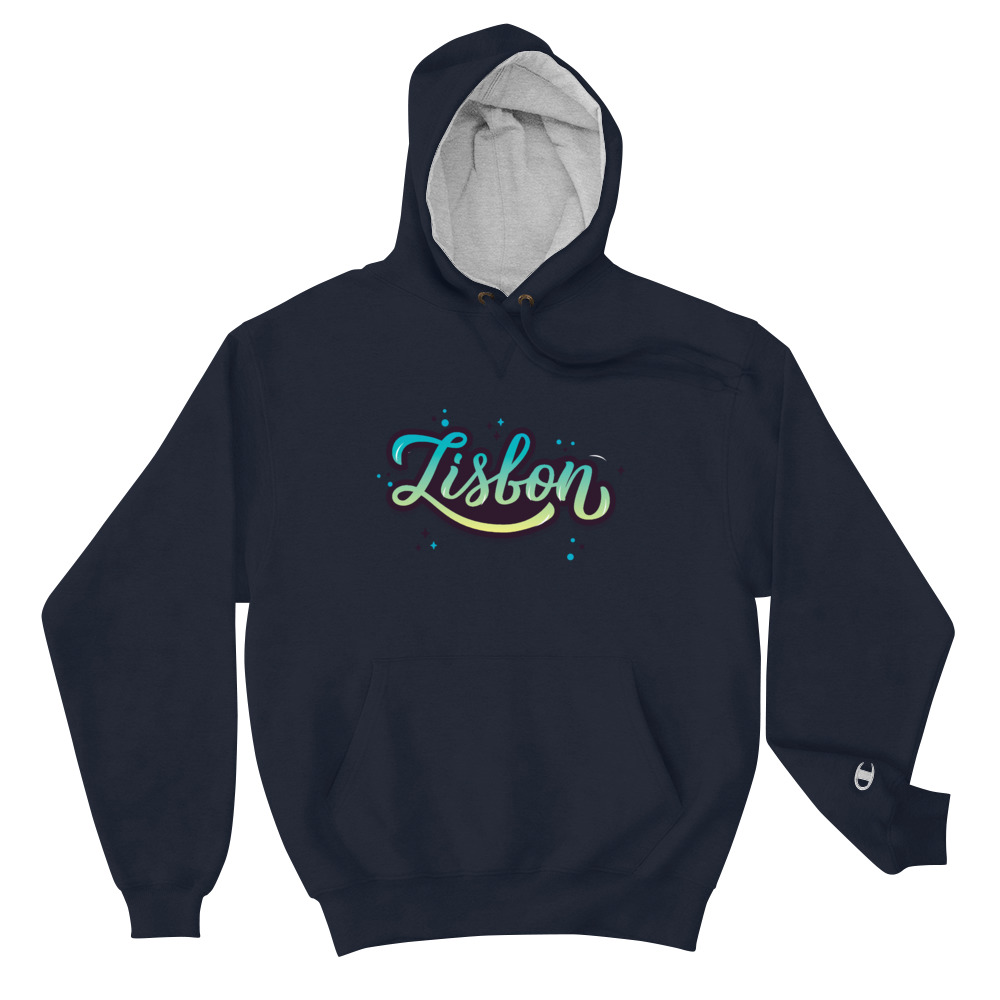 Lisbon Stars - Champion Hoodie