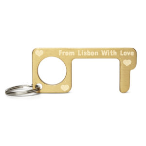 From Lisbon With Love - Brass Touch Tool
