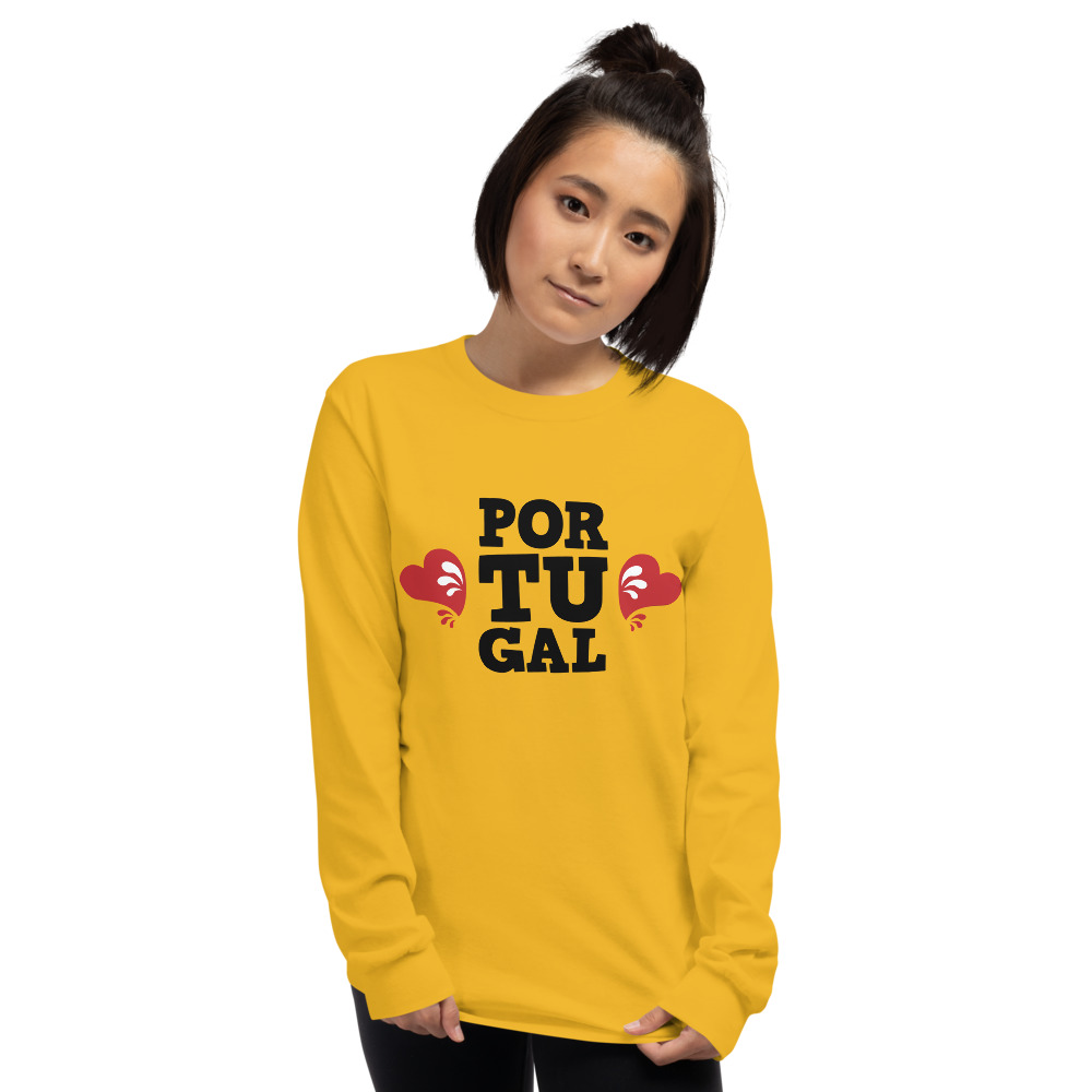 Portugal Love - Long Sleeve T-Shirt