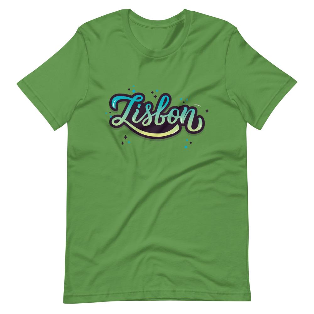 Lisbon Stars - Premium Unisex T-Shirt