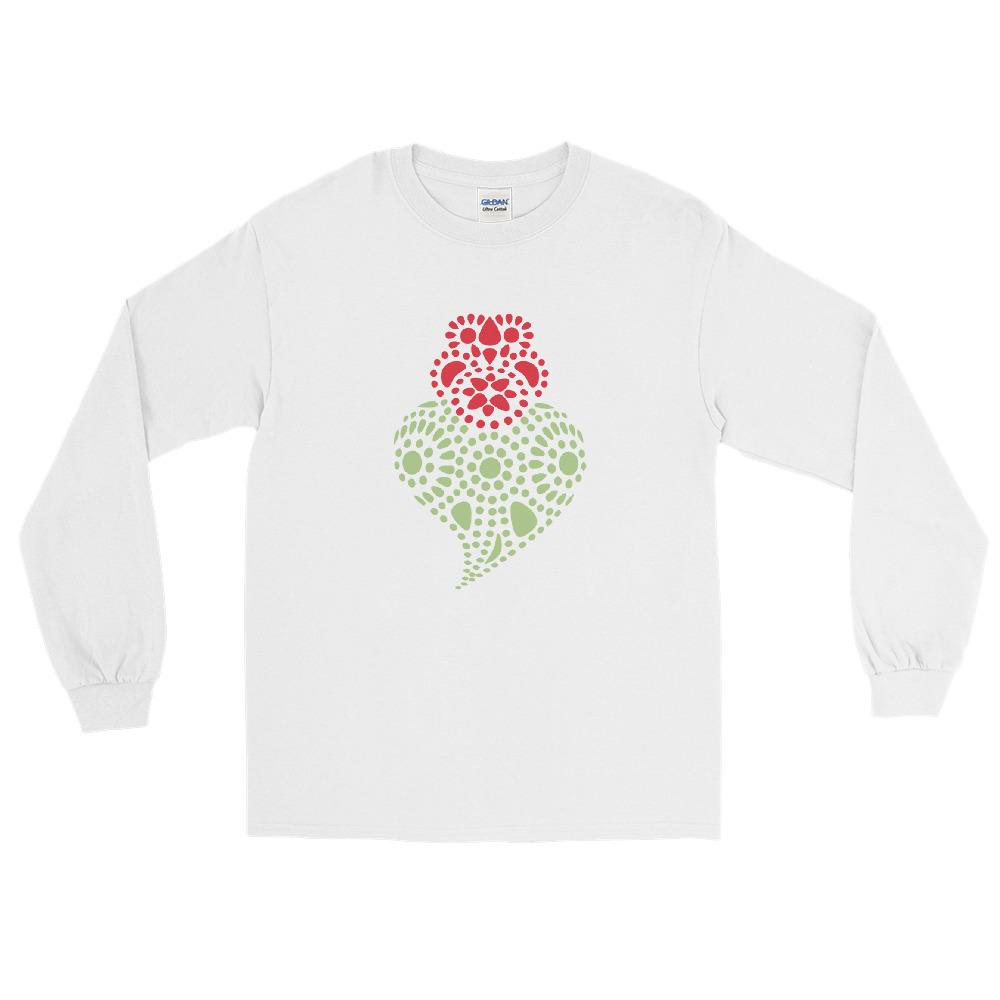 Portuguese Heart - Long Sleeve T-Shirt