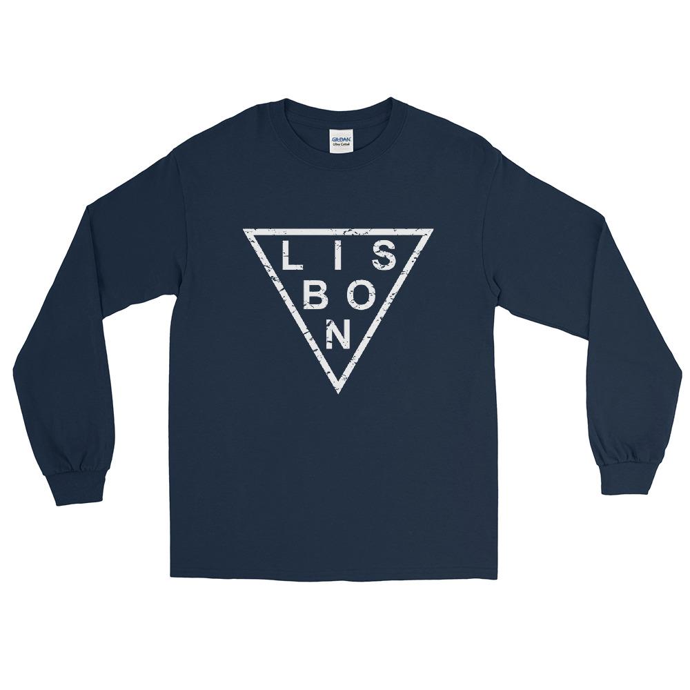 Lisbon Triangle - Long Sleeve T-Shirt