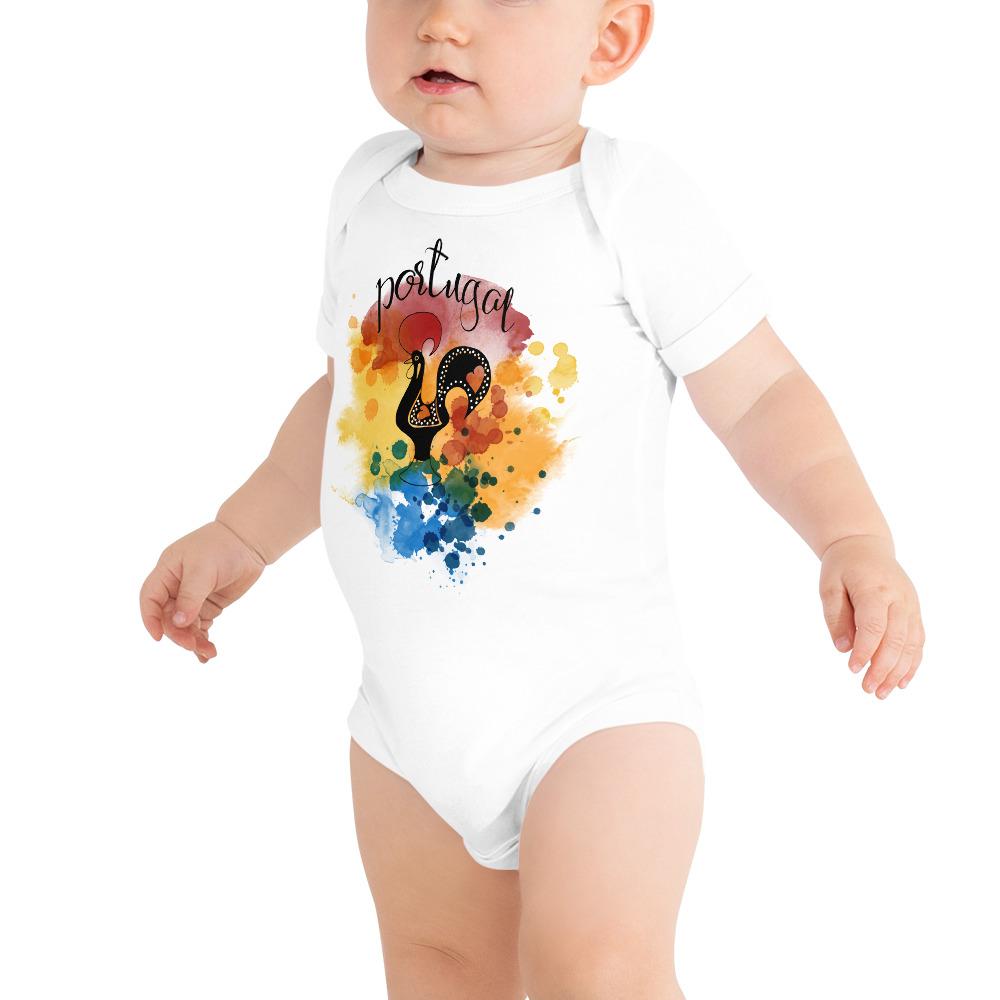 Galo de Barcelos Portugal - Infant Bodysuit