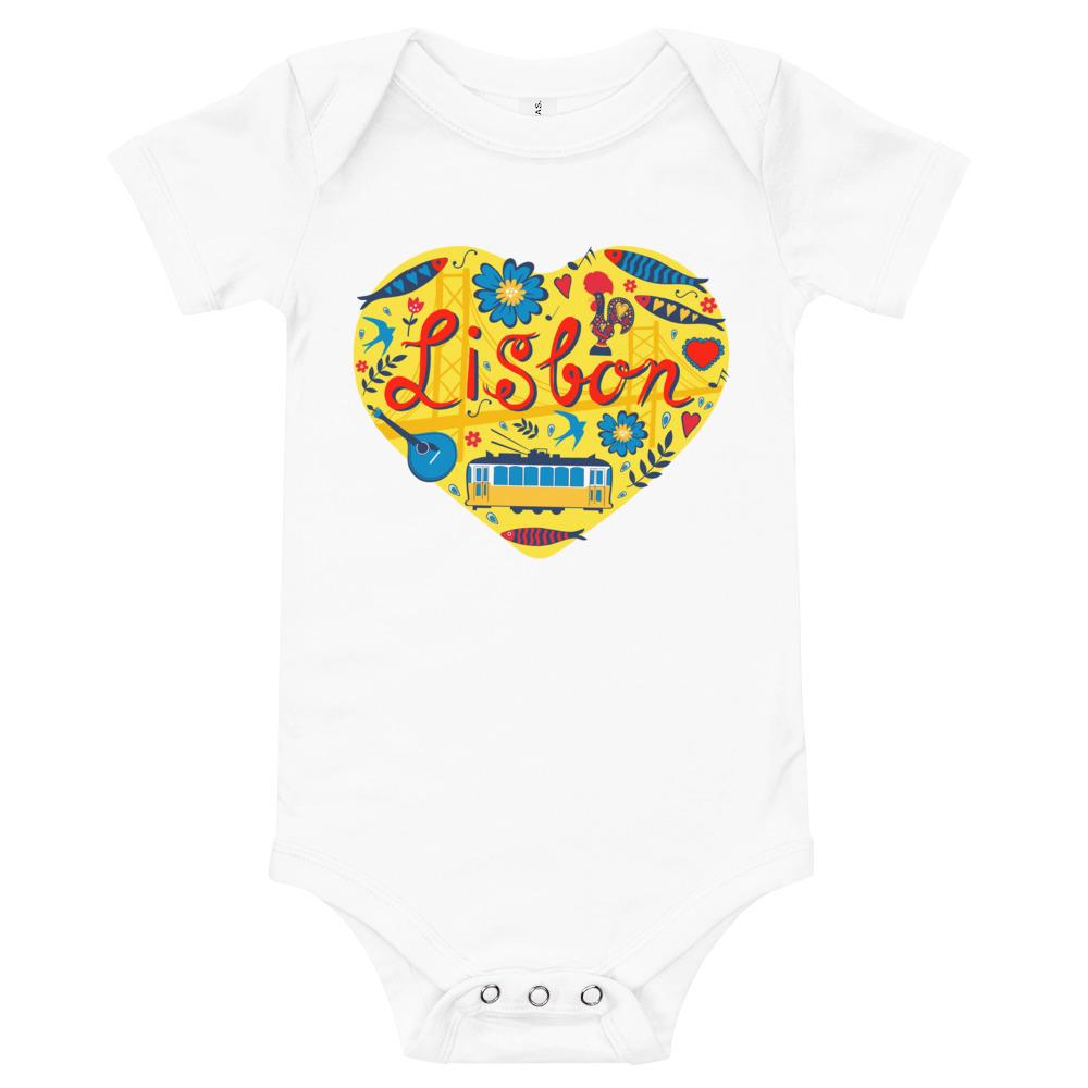 Love For Lisbon - Infant Bodysuit