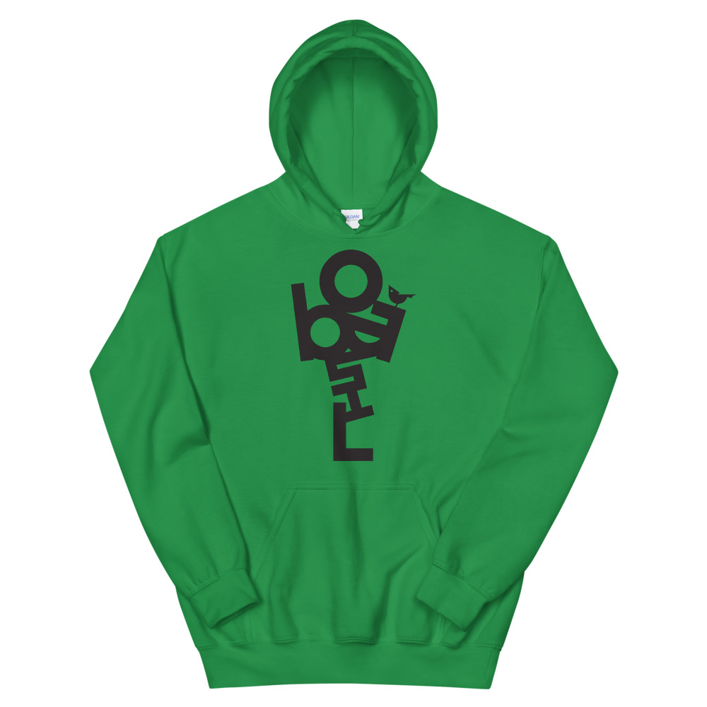 Lisboa Corvo - Hooded Sweatshirt