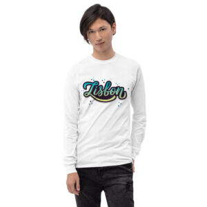Lisbon Stars - Long Sleeve T-Shirt