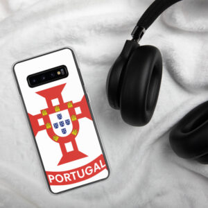 Flag Portugal Sea 1500 - Samsung Case