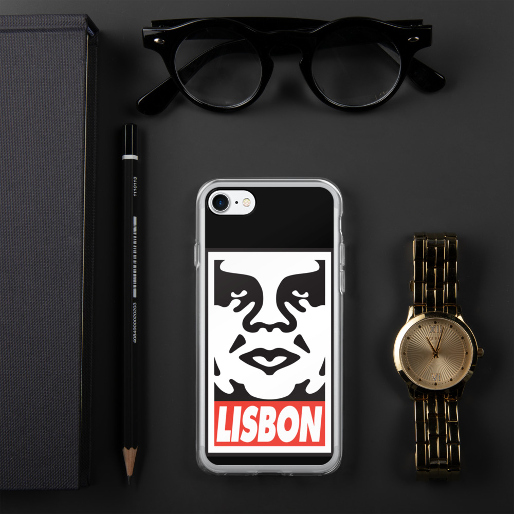 Obey Lisbon - iPhone Case