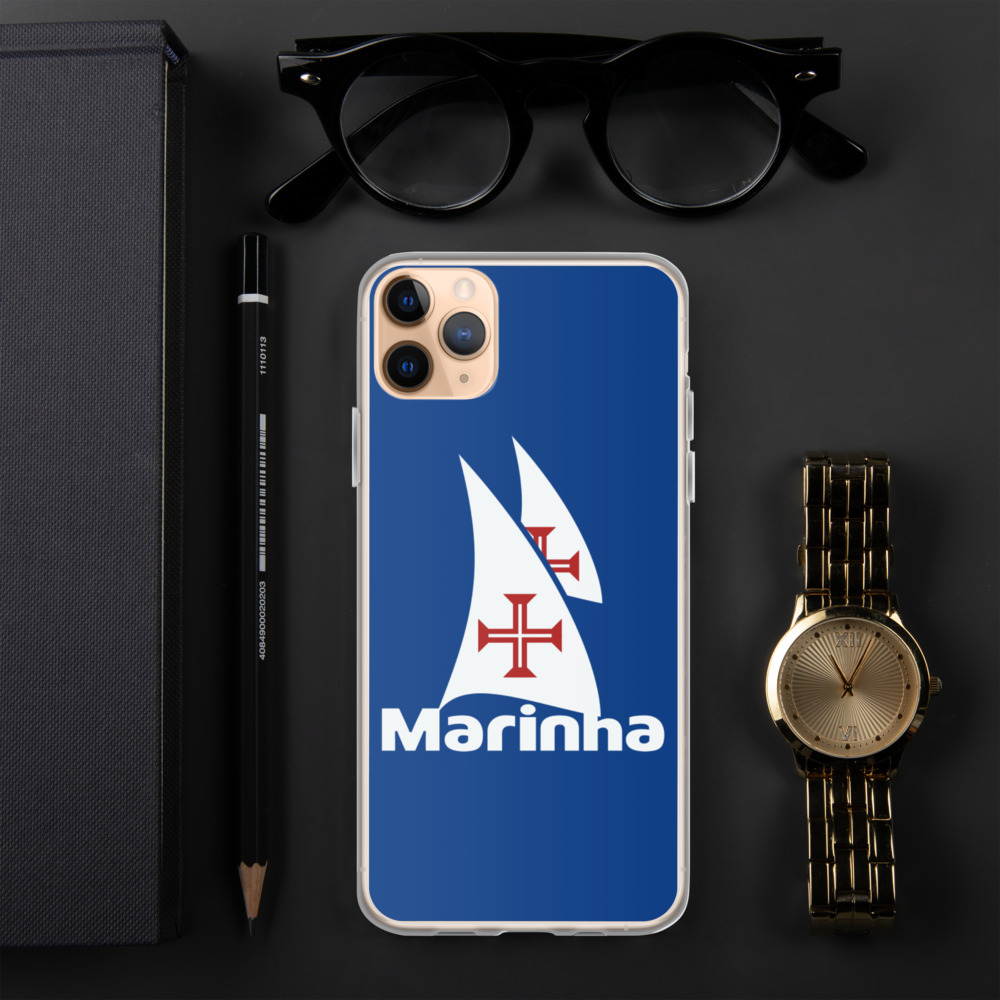 Marinha Portuguese Navy - iPhone Case