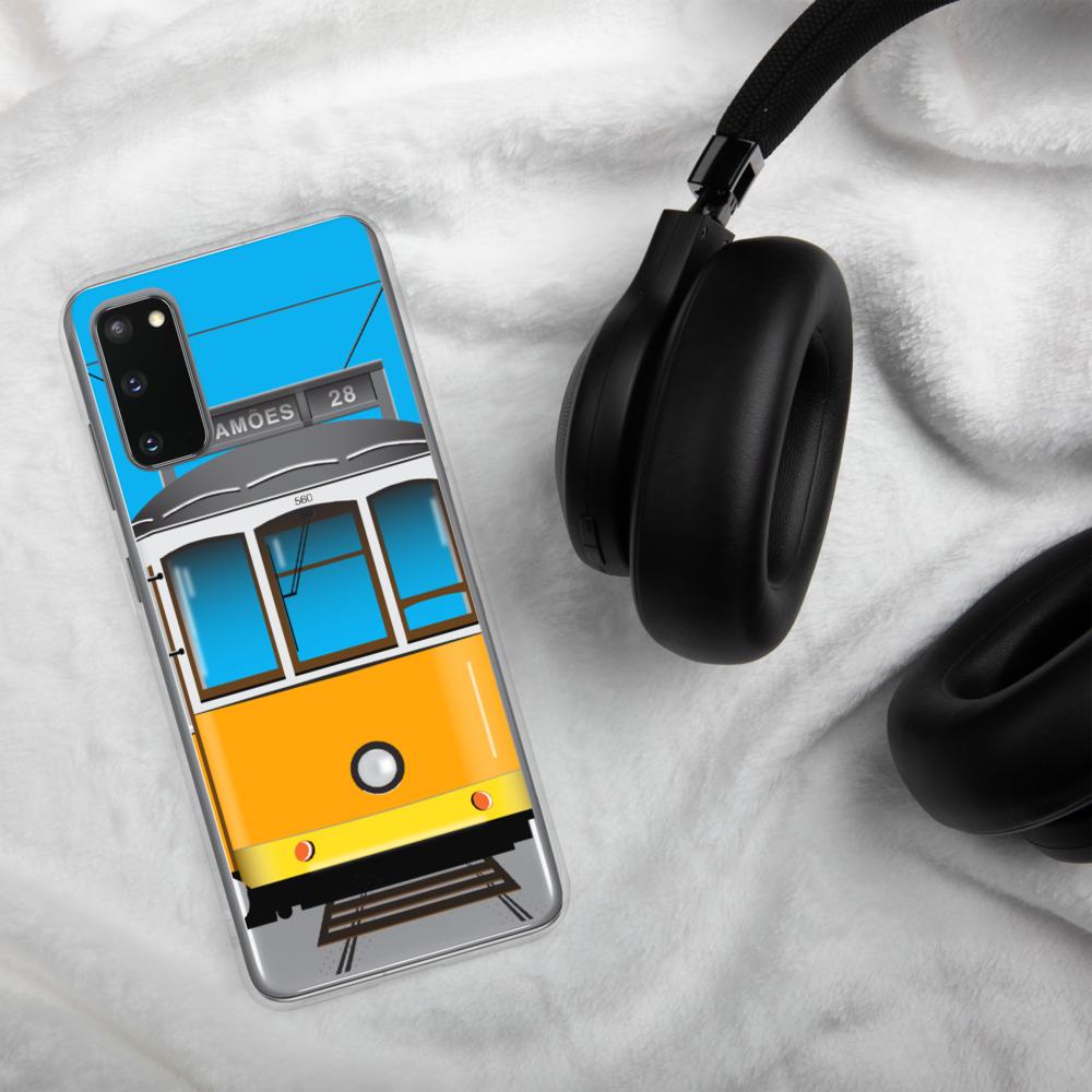 Tram 28 Largo Camões - Samsung Case