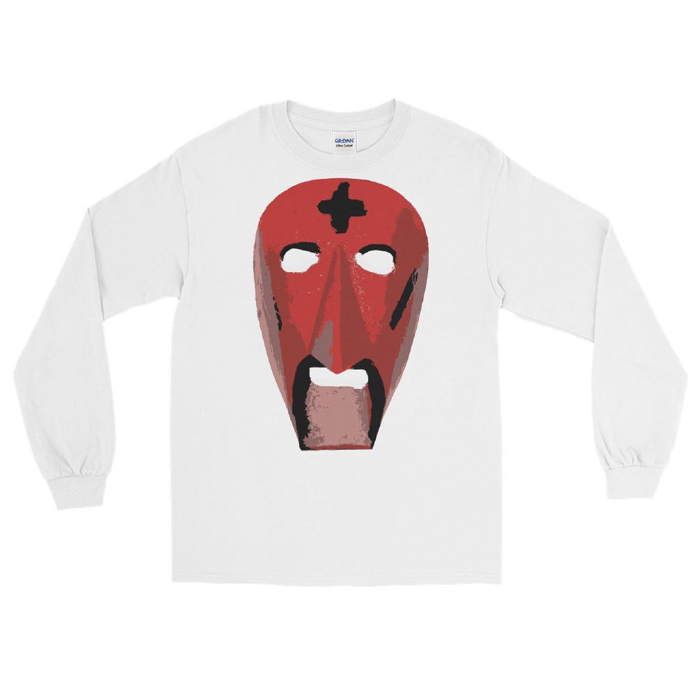 Caretos Mask - Long Sleeve T-Shirt
