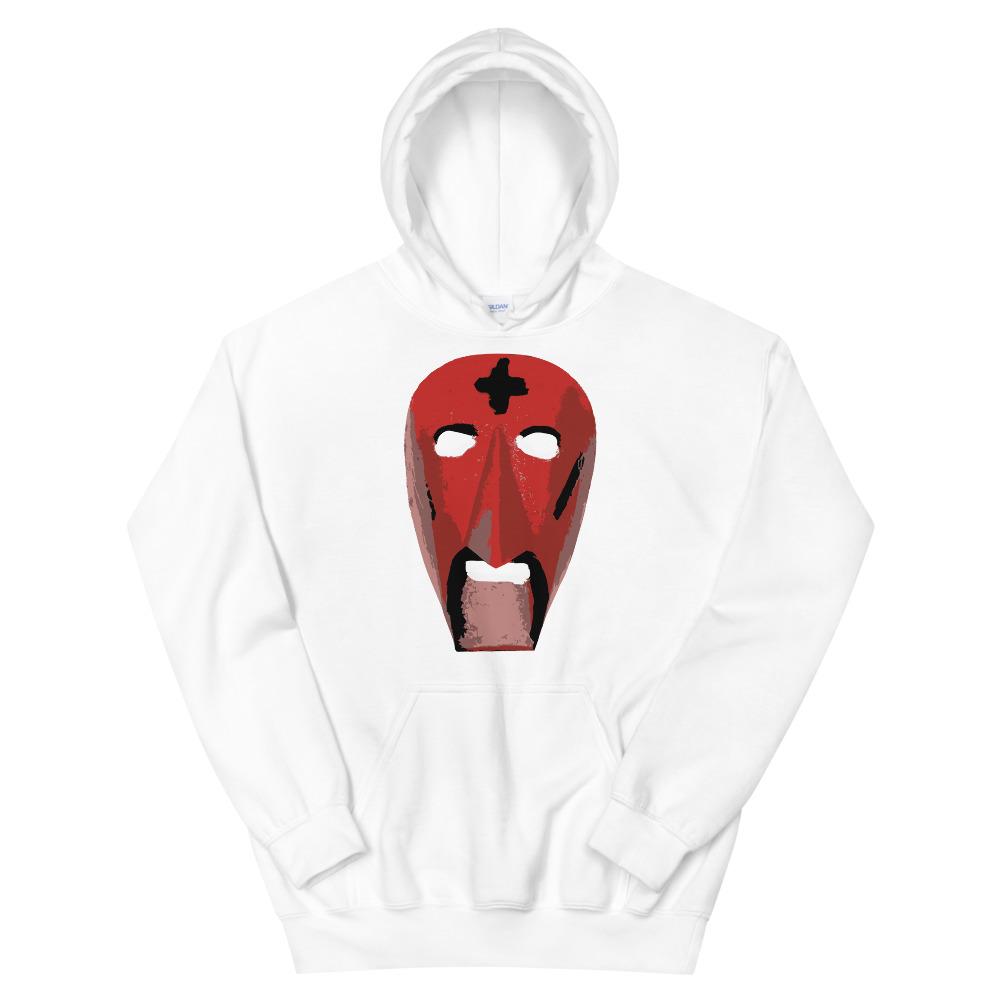 Caretos Mask - Hooded Sweatshirt