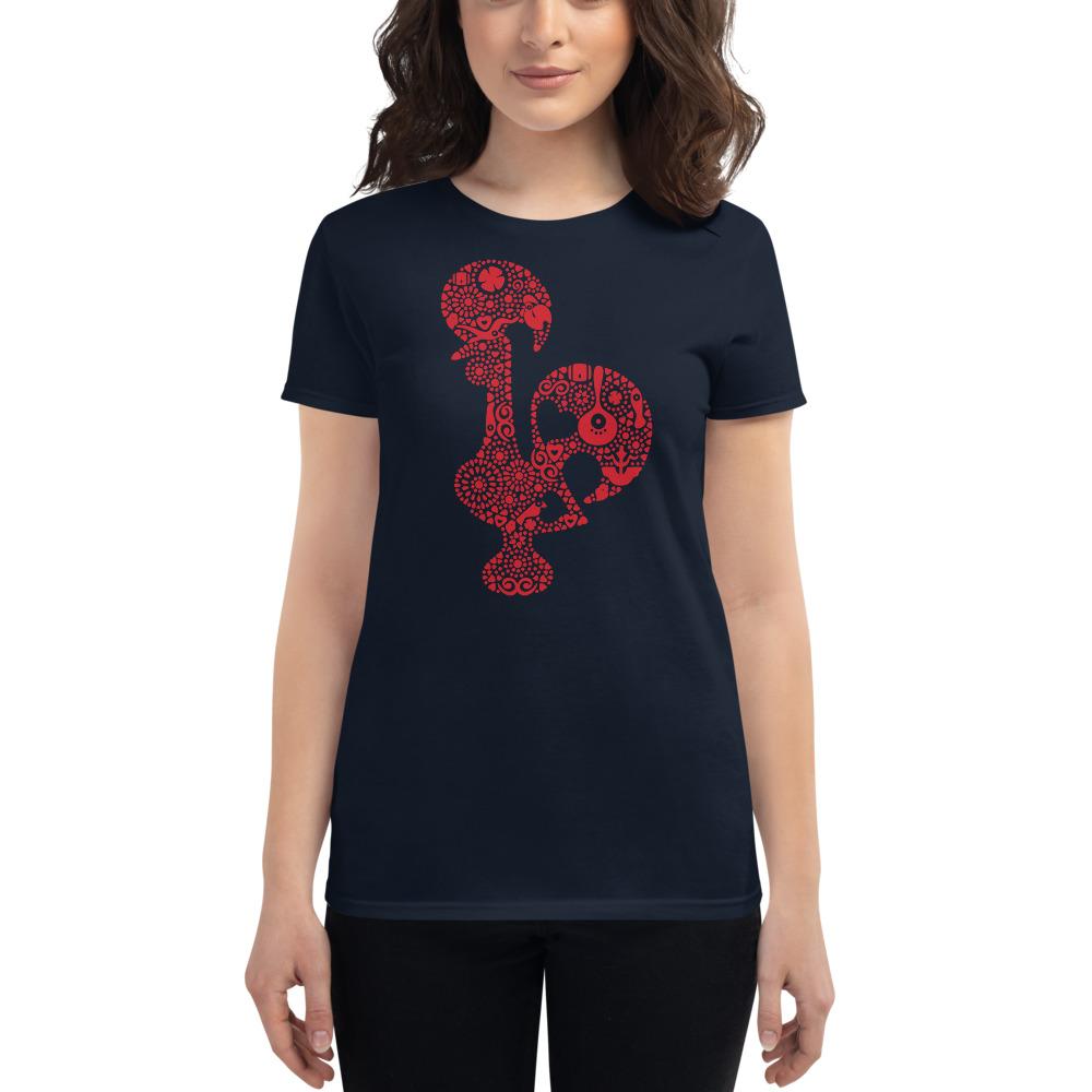 Galo de Barcelos - Women's Short Sleeve T-shirt