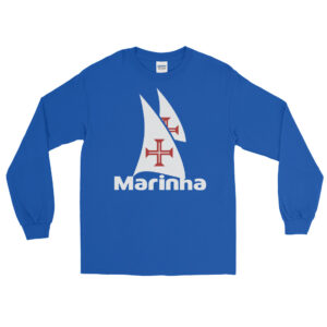 Marinha Portuguese Navy - Long Sleeve T-Shirt