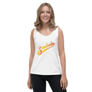 Saudade - Ladies Tank Top