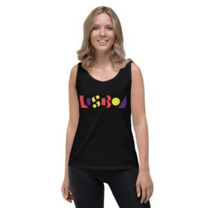 Lisboa Bauhaus Style - Ladies Tank Top