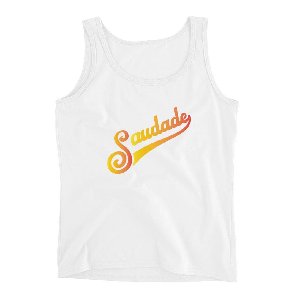Saudade - Ladies Tank Top