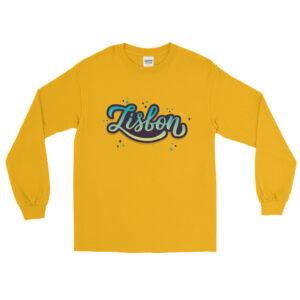 Lisbon Stars - Long Sleeve T-Shirt
