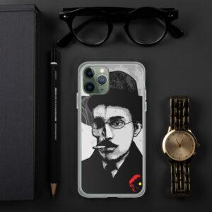 Fernando Pessoa - iPhone Case
