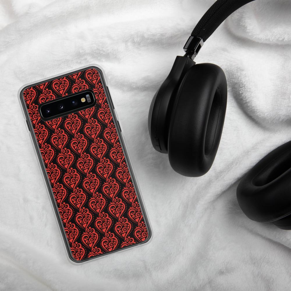 Filigrana Heart - Samsung Case