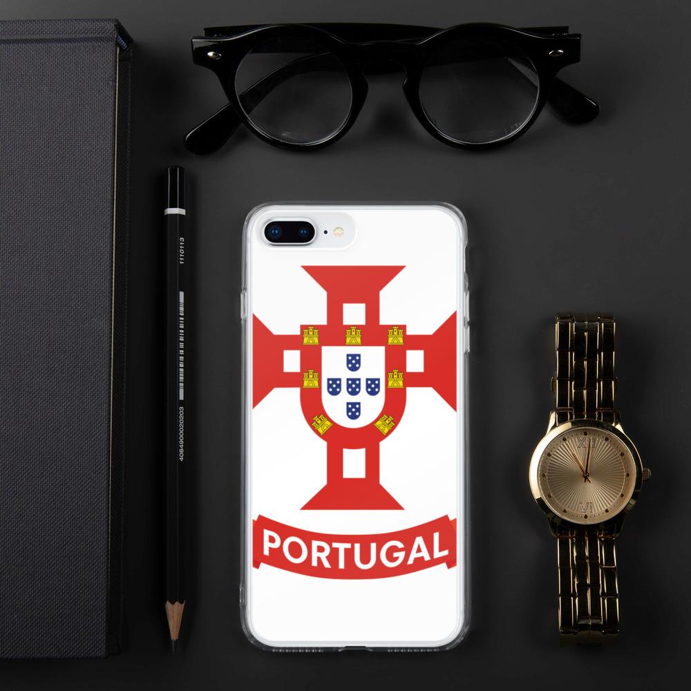 Flag Portugal Sea 1500 - iPhone Case