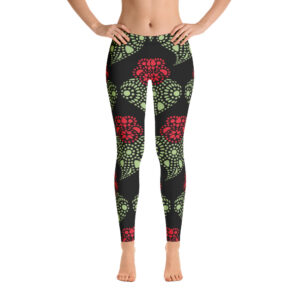 Portuguese Heart - Leggings